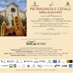 Invito Mostra Pietrasanta-Cefalù 2015. Per veicolazione.
